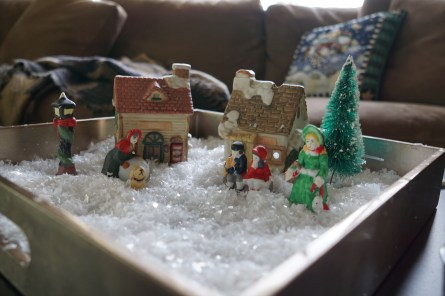 Christmas Village Decor