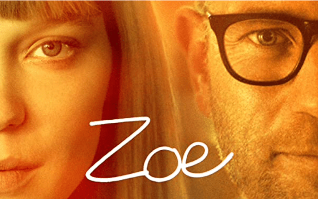 Zoe and the Brain in Love