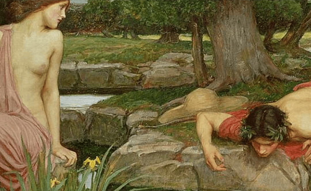 Narcissus and Echo, A Love Story
