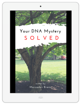 How to solve your DNA mystery ebook