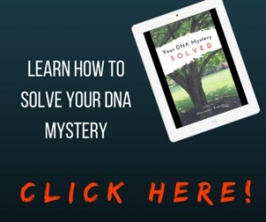 Solve your DNA Mystery Ebook