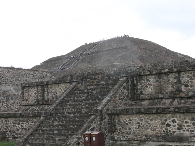 Are you related to the inhabitants of Teotihuacan?