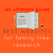 Best Websites for Family Tree Research:  Ultimate Guide
