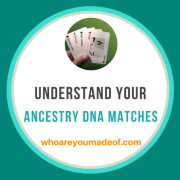 Understand Your Ancestry DNA Matches