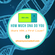 How Much DNA Do You Share With a First Cousin?