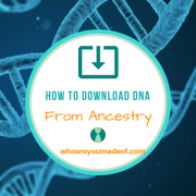 How to Download DNA From Ancestry