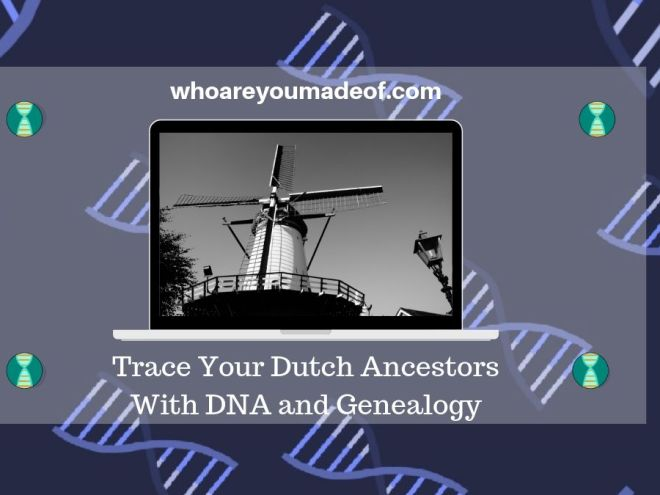 Trace Your Dutch Ancestors With DNA and Genealogy