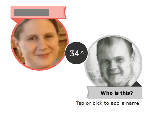 Family Search Compare a Face Results
