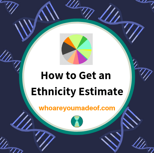 How to Get an Ethnicity Estimate