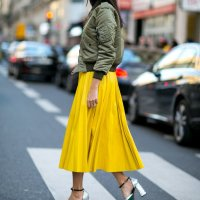 How To Style: The Midi Skirt