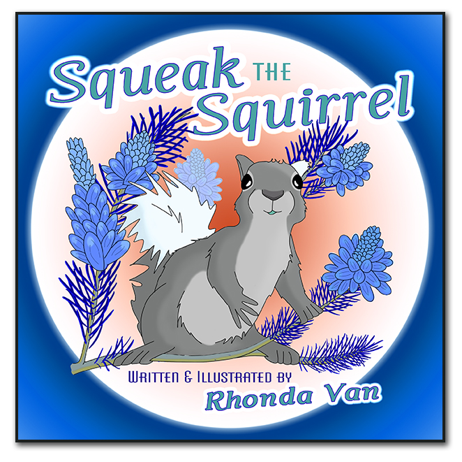 Squeak the Squirrel