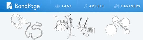 BandPage: A Platform for Poor Musicians