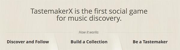 TastemakerX : A bland new platform.