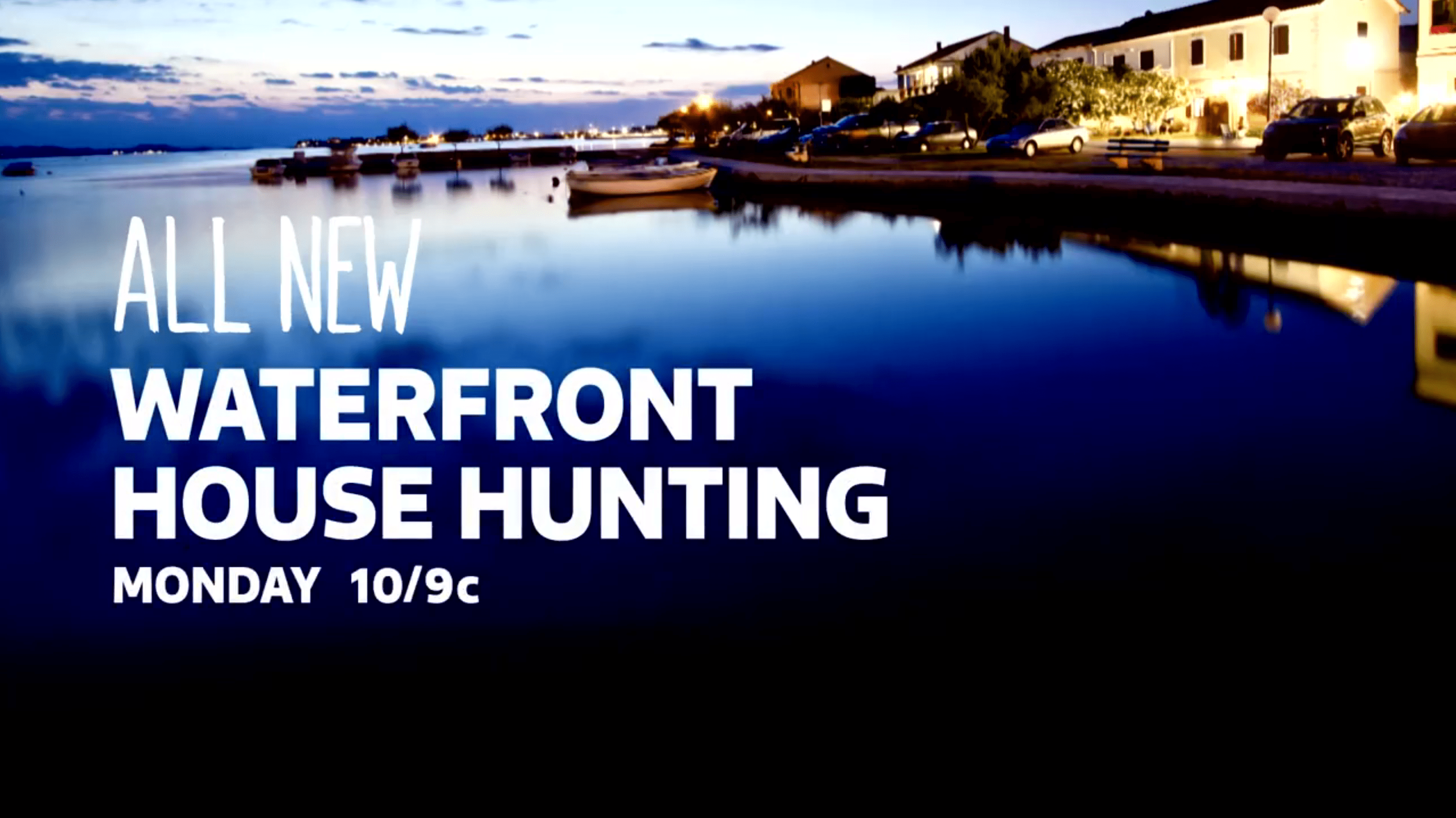 How Fake is Waterfront House Hunting?