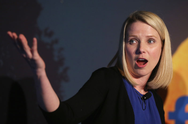 No one wants to work at Yahoo