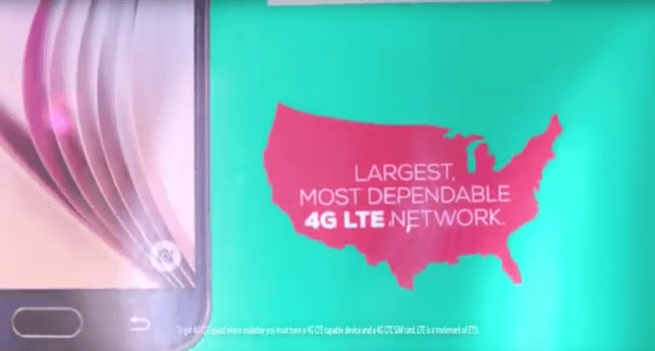 Total Wireless commercial from August 2016.