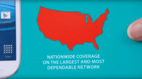 Total Wireless commercial from July 2015.