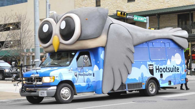 Hootsuite CEO 'Apologizes' After Telling Reporter to Call 1-800-EAT-DICK