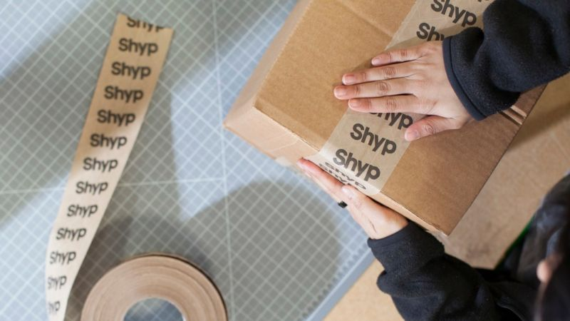 Shyp begins its downward spiral around the drain