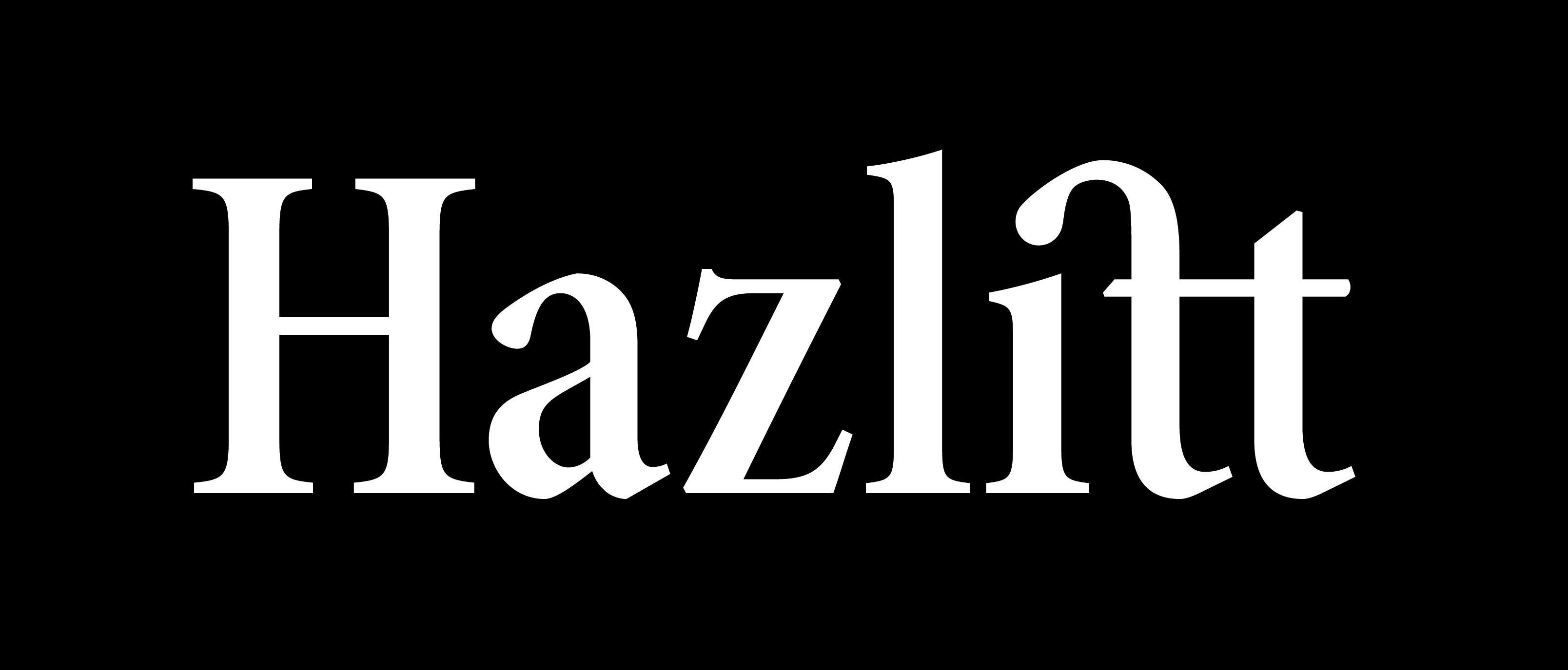 Hazlitt: The Personal Business of Being Laid Off