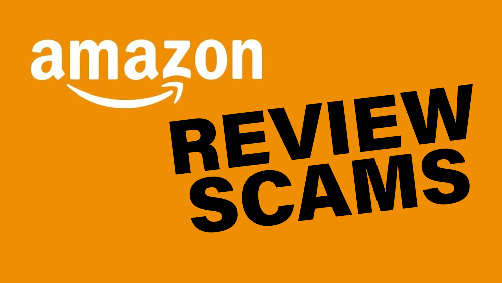 What a Scam Amazon Review Group Looks Like