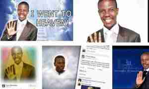Pastor Selling Photos From Heaven + Pastor Goes To Heaven And Takes Pictures