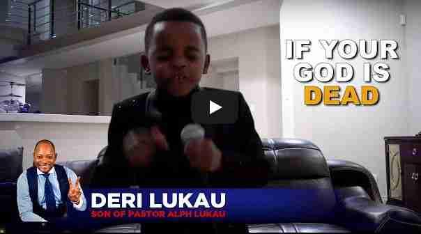 "Son Of Pastor Alph Lukau :- ""DERI LUKAU"" Biography | Age | Prayers"