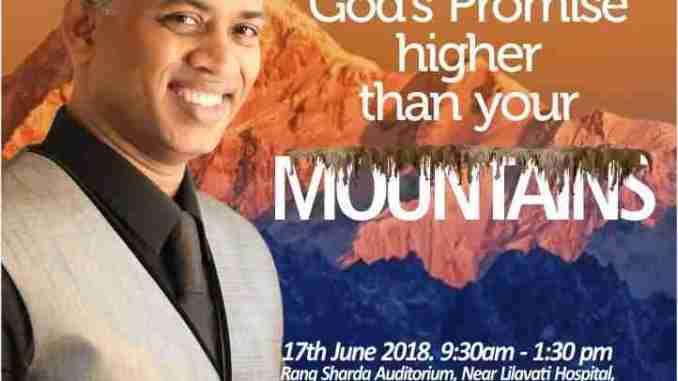 Pastor Michael Fernandes Biography , Wikipedia , Age , Prayer Request