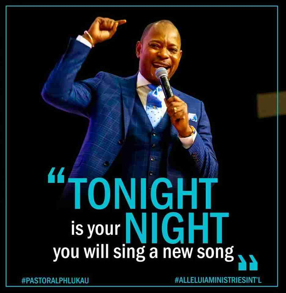 Pastor Alph Lukau Live Streaming