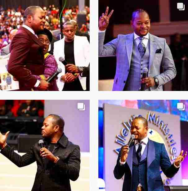 Pastor Alph Lukau Events , Schedule , Sunday Services , Weekly Service