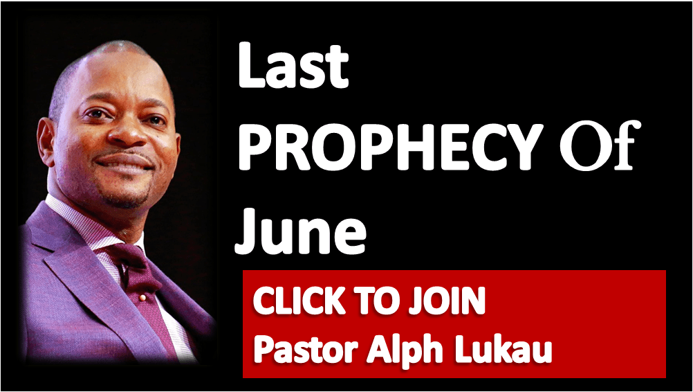 LAST PROPHECY OF JUNE 2019 by Pastor Alph Lukau + Sunday LIVE SERVICE - June 30th 2019