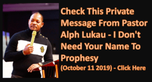 Alph Lukau Daily Prayer