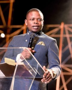 Shepherd Bushiri Books