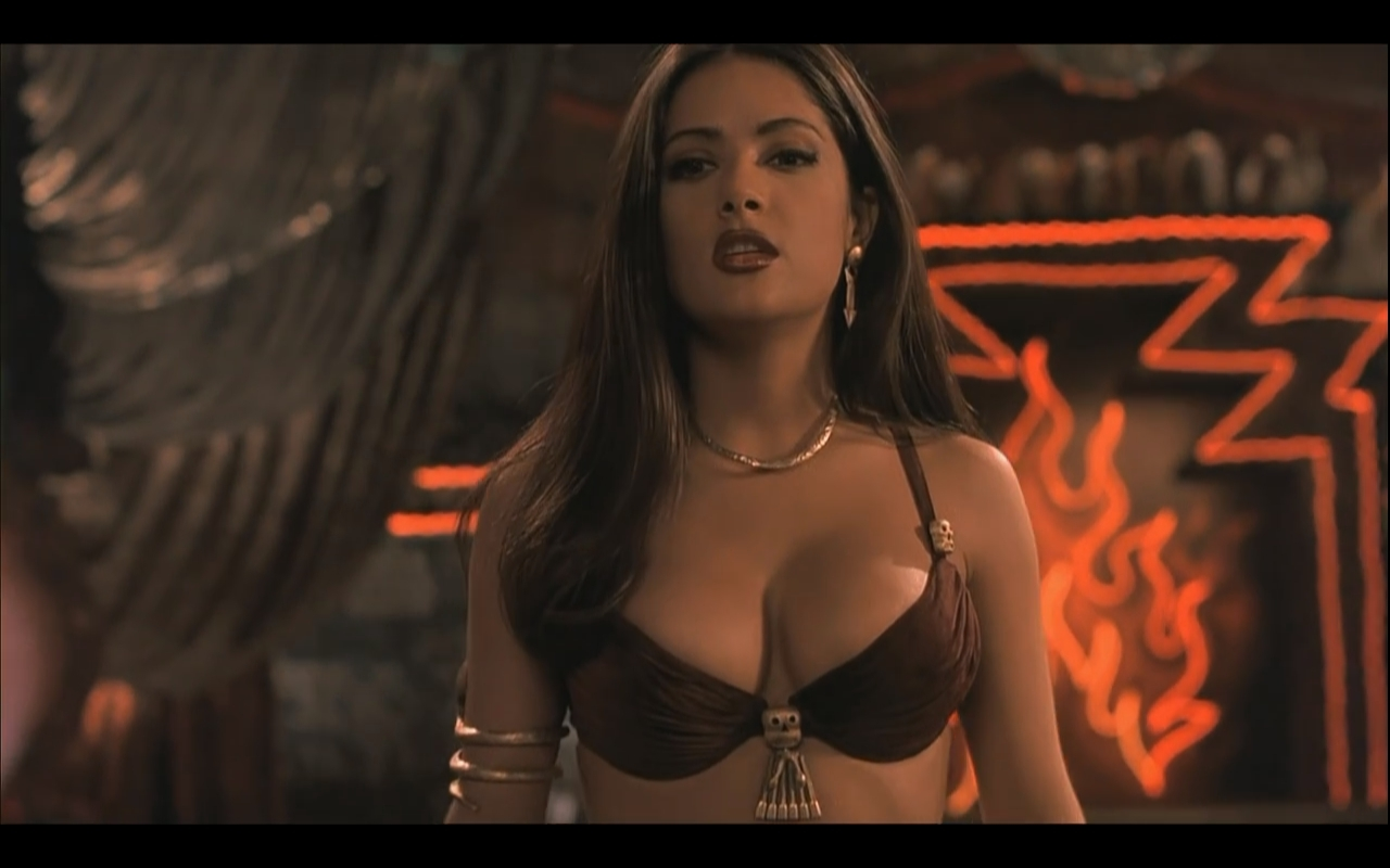 From Dusk Till Dawn Promo Posters Scaretissue