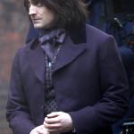 Exclusive... Daniel Radcliffe On The Set Of Frankenstein