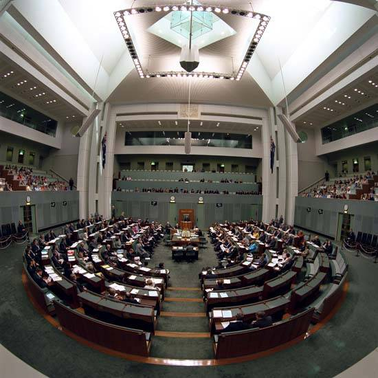 House of Reps Chamber