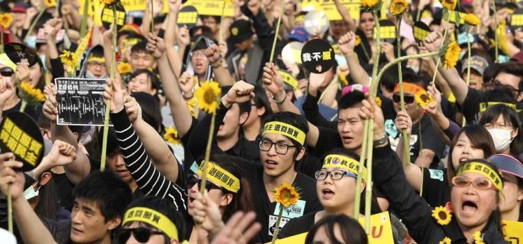 為什麼參加社會運動?有什麼意義?
