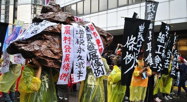 政治意識型態:台灣人左傾與反商?(下)