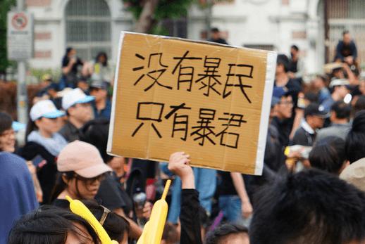 公民意識、公民不服從和政治參與