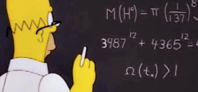 愛倫坡、黑天鵝、與占星術:數學是美麗的錯誤嗎?
