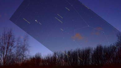 overlay of Kstars on the previous picture