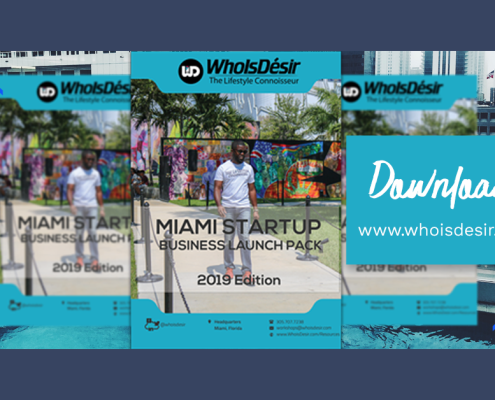 Miami Startup Business Launch Pack 2019 [Download]