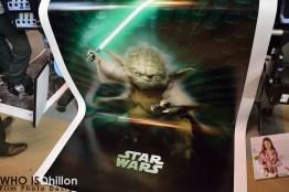 Yoda Star Wars poster!