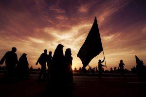 arbaeen march - imam hussain - karbala - ashura