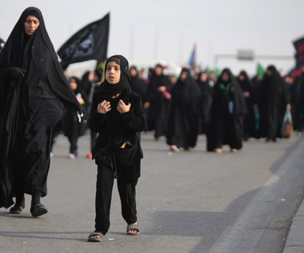 Day of Arbaeen - Arbaeen Walk