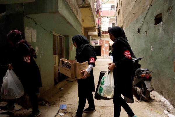 WIH - Lebanon - Food Drive