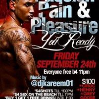 Back in Waterbury, CT @KRIOLAS CAFE PASSION, PAIN & PLEASURE  U Ready??