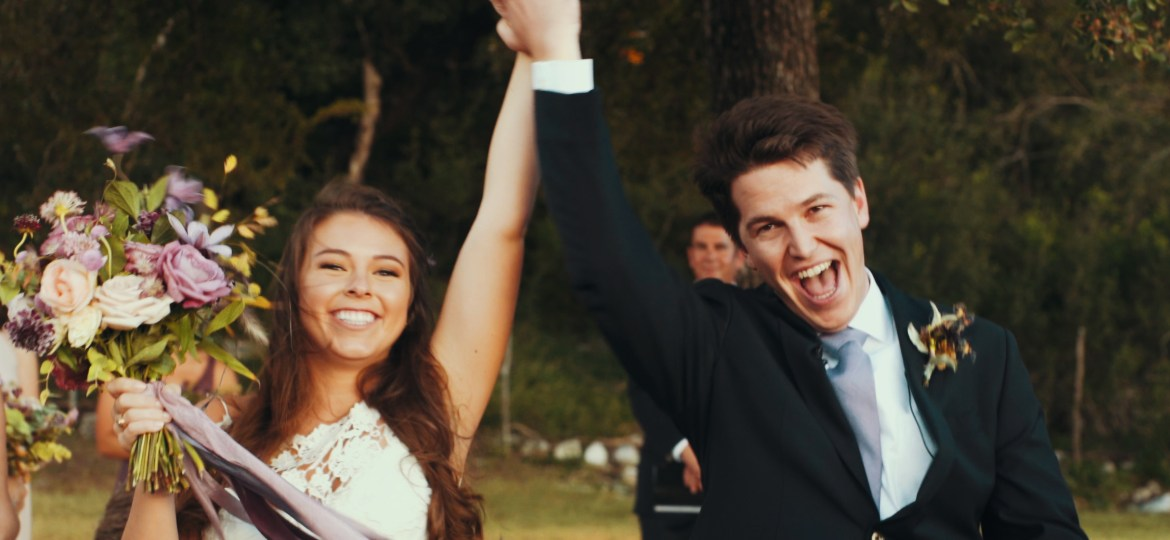 High School Sweethearts In The Hill Country // A Spicewood Texas Wedding