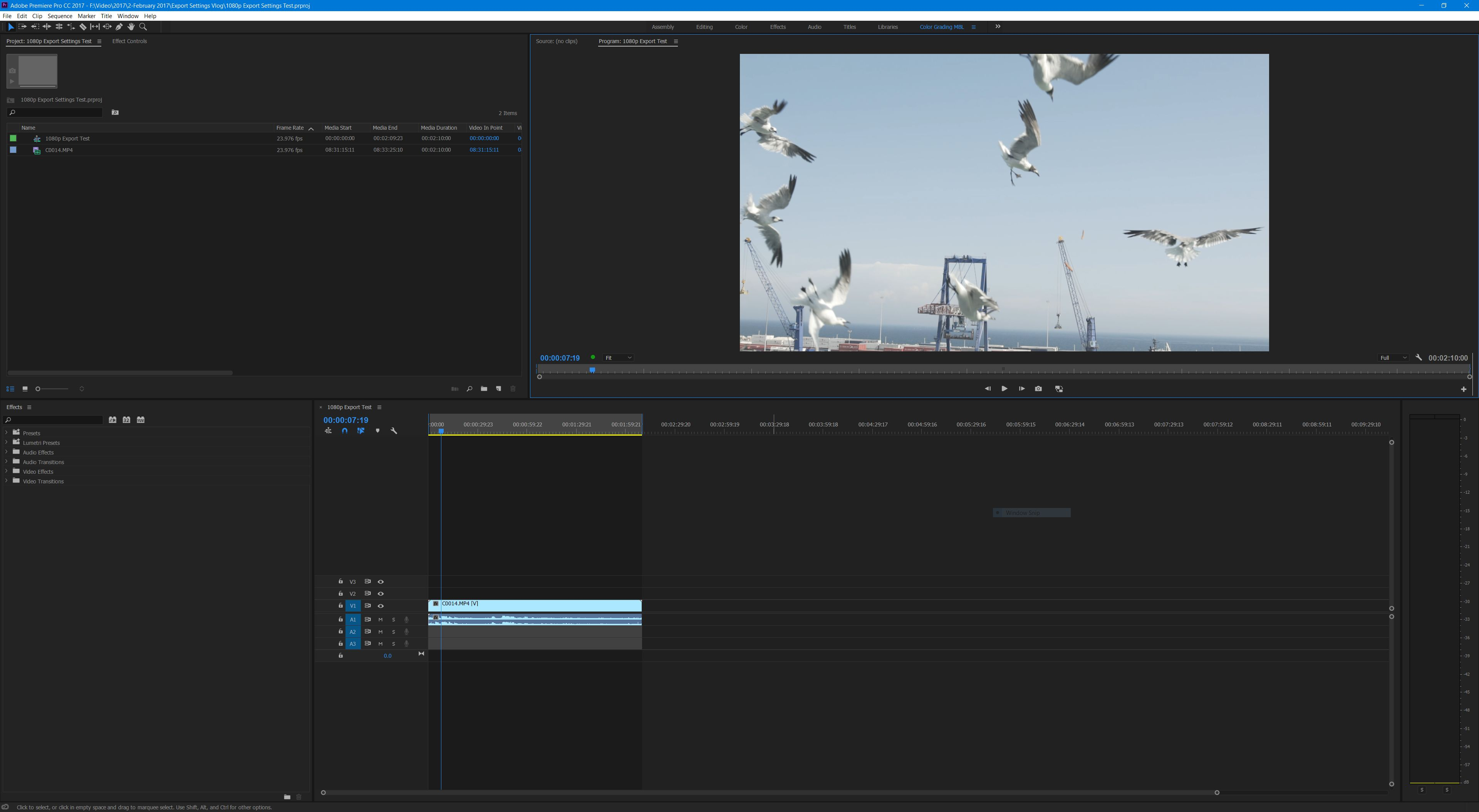 How To Export HD Video in Premiere Pro CC for YouTube and