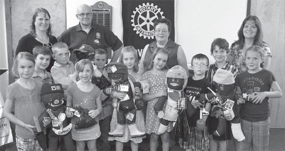 Who Is NOBODY? at Hickson Public School - TVDSB - Tavistock Rotary Club